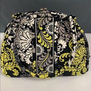 Vera Bradley Baroque Eloise Kisslock Purse Bag